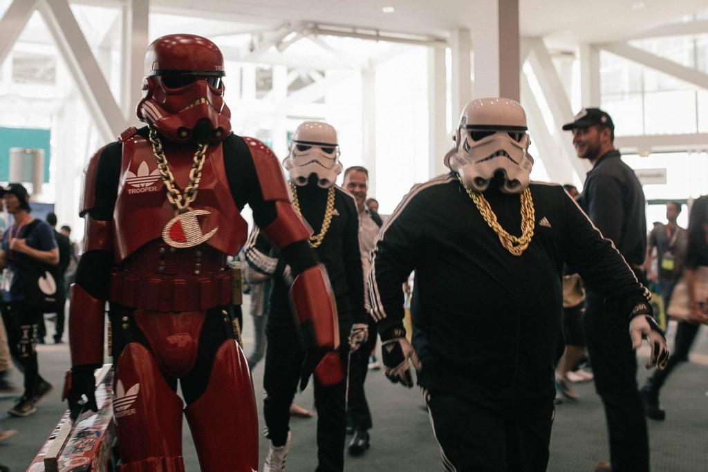 e3 hip hop storm troopers
