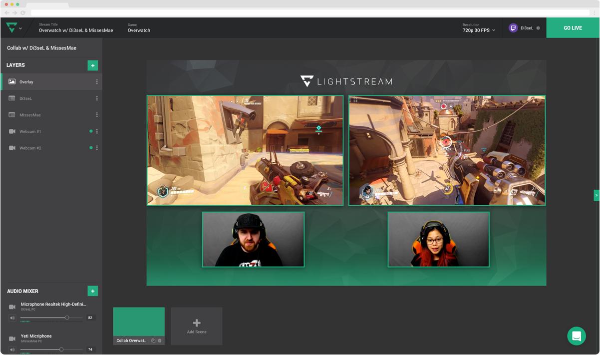 Live Stream Di3sel Missesmae