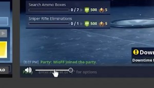 Volume controls are in the lower left of each player window