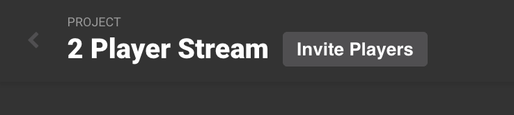 Invite collaborators to your Prism stream