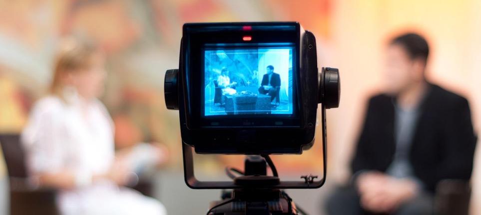 live video shoot