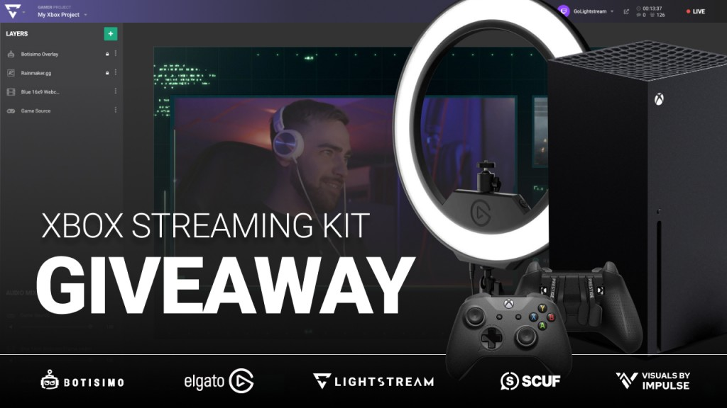 Xbox streaming kit giveaway